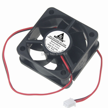 GDT 2pin 50mm 50x50x10 electric fan cooler 12v