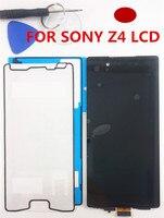 5 2 Black For Sony Xperia Z3 Z3 Plus Z4 E6553 E6533 E5663 LCD Display Touch