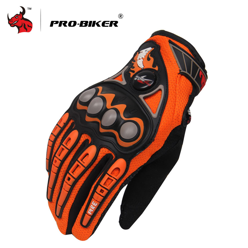 PRO-BIKER Motorcycle Gloves Protective Gear Men Motocross Gloves Guantes Unisex Professional Racing Gloves Moto Gloves gloves northland gloves