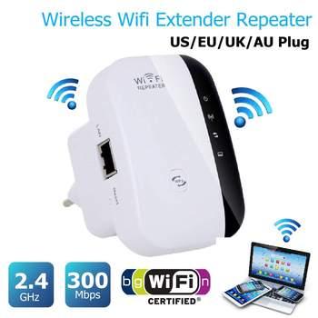 Amplificateur de gamme de Signal WI-FI sans fil répéteur WiFi 300Mbps LEORY amplificateur Mini 2.4G Tp Link WI-FI Hotspot Wlan Tplink