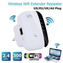 LEORY 300Mbps Wireless WiFi Repeater Extender WI-FI Signal R