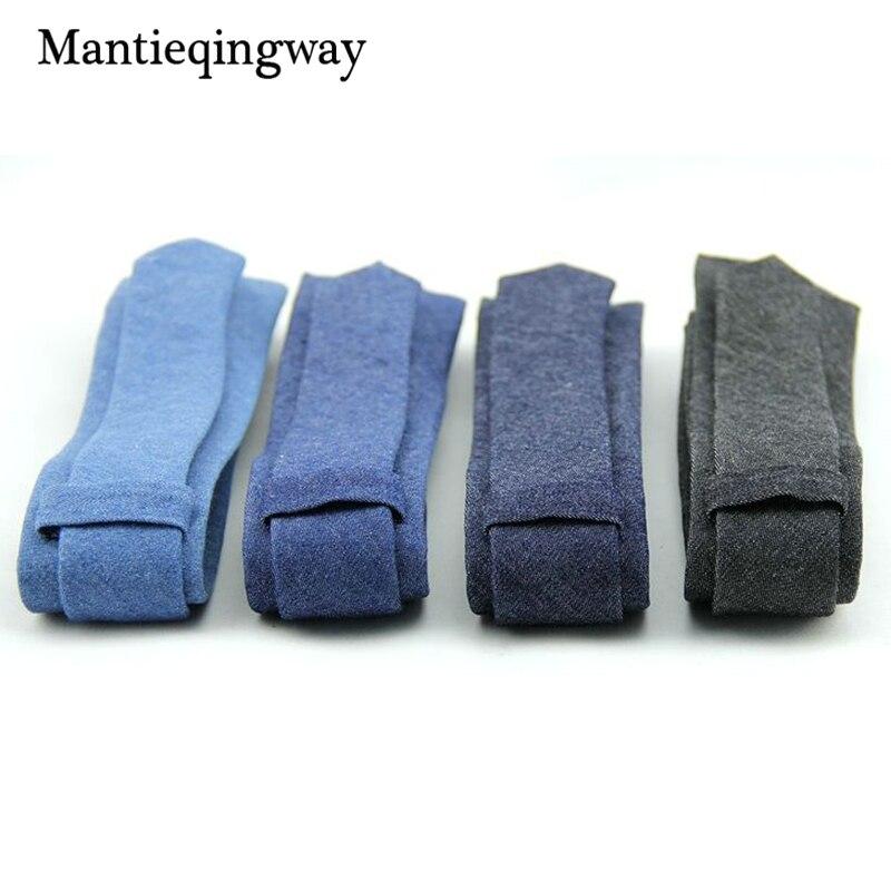 Mantieqingway 6cm Kişi Kostyum Qalstuk Klassik Kişilər üçün - Geyim aksesuarları - Fotoqrafiya 4