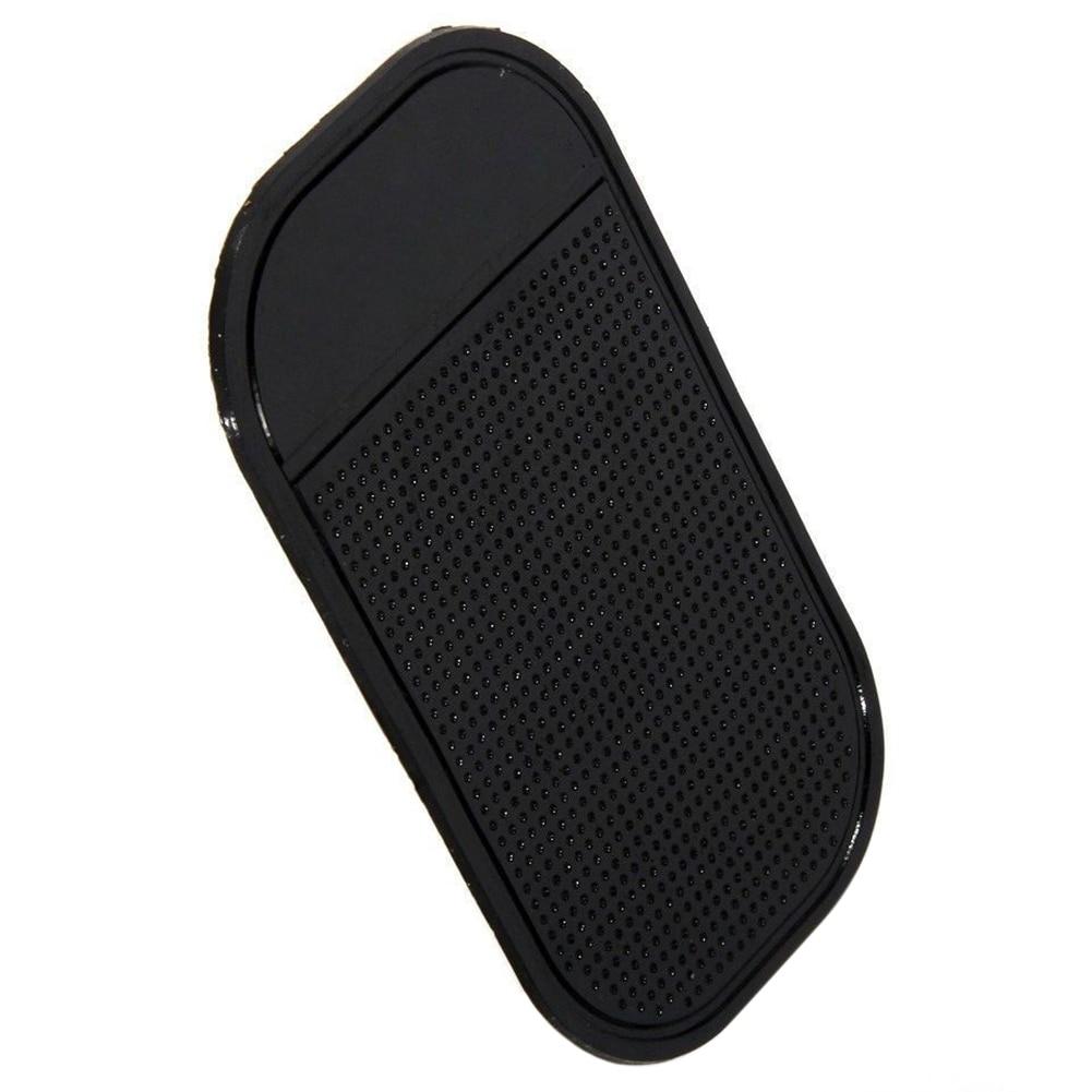 EDFY-5 X Black Anti slip magic Mat Non slip Car Dashboard <font><b>Sticky</b></font> <font><b>Pad</b></font> for <font><b>Cell</b></font> <font><b>Phone</b></font> Key