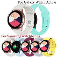 Correa de reloj inteligente Fitness para 22mm Huami Amazfit Bip Samsung Gear S3 Withings correa para reloj Garmin 46mm 42mm pulsera(China)