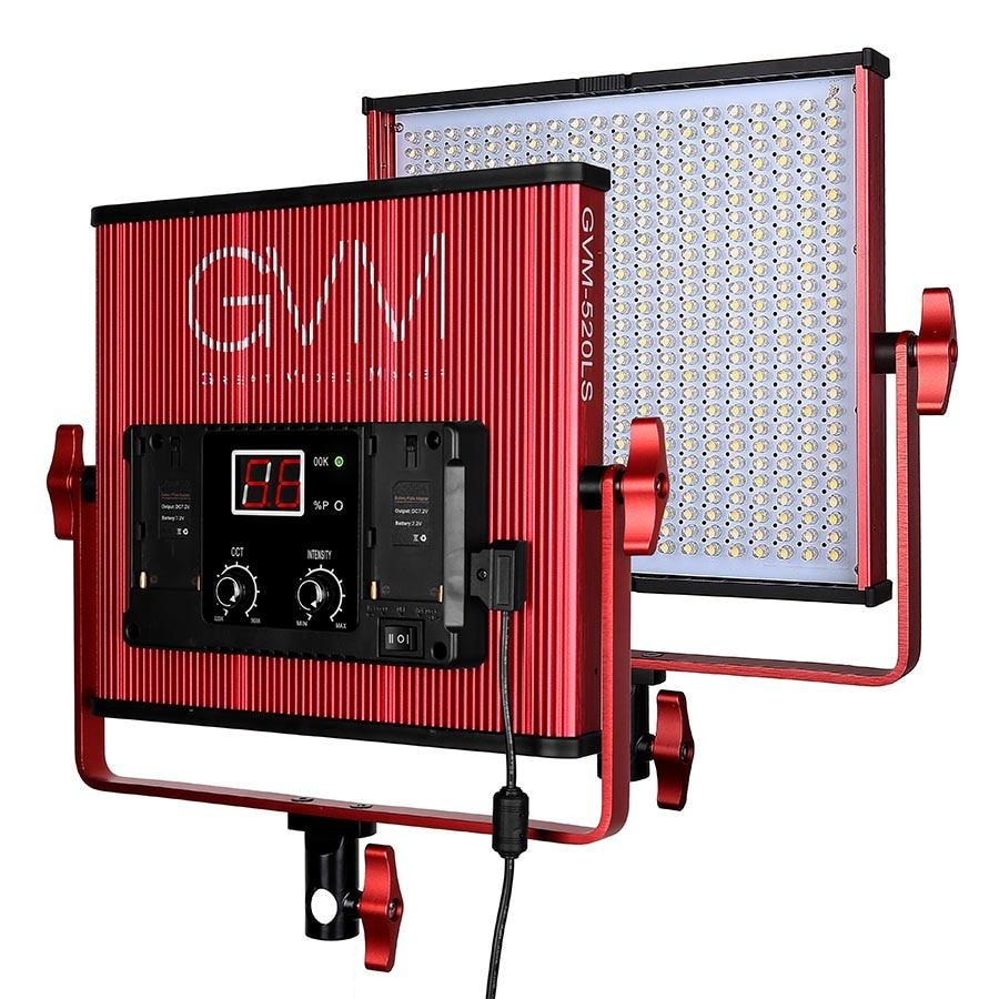 Gvm Photo Studio Led Ring Light: GVM 520LS 30W LED Photography Video Light Panel CRI97