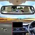 5 polegada Tft LCD Do Reverso Do Carro de Estacionamento Espelho Do Monitor Para KIA Cerato Hatchback com CCD HD Visão Noturna de Visão Traseira Do Carro câmera