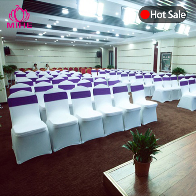 Pleasant Us 3 42 30 Off Aliexpress Com Buy Modern Wedding Chair Cover Spandex Stretch Elastic Banquet Chair Covers Kitchen Dining Seat Hotel Chair Covers Squirreltailoven Fun Painted Chair Ideas Images Squirreltailovenorg