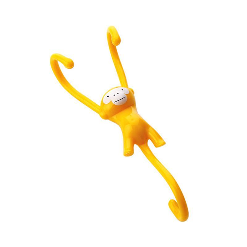 Holder, Multifunction, Bathroom, Kitchen, Hang, Monkey