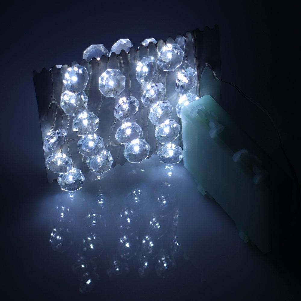 Aliexpress.com : Buy 3m 40 LEDs Diamond Modelling Fairy Lights ...