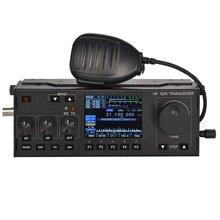 RS-928/RS-958 SSB HF SDR приемопередатчик 15 Вт Мощность мобильное радио RX: 0,5-30 МГц TX: все полосы ветчины многофункциональный инструмент