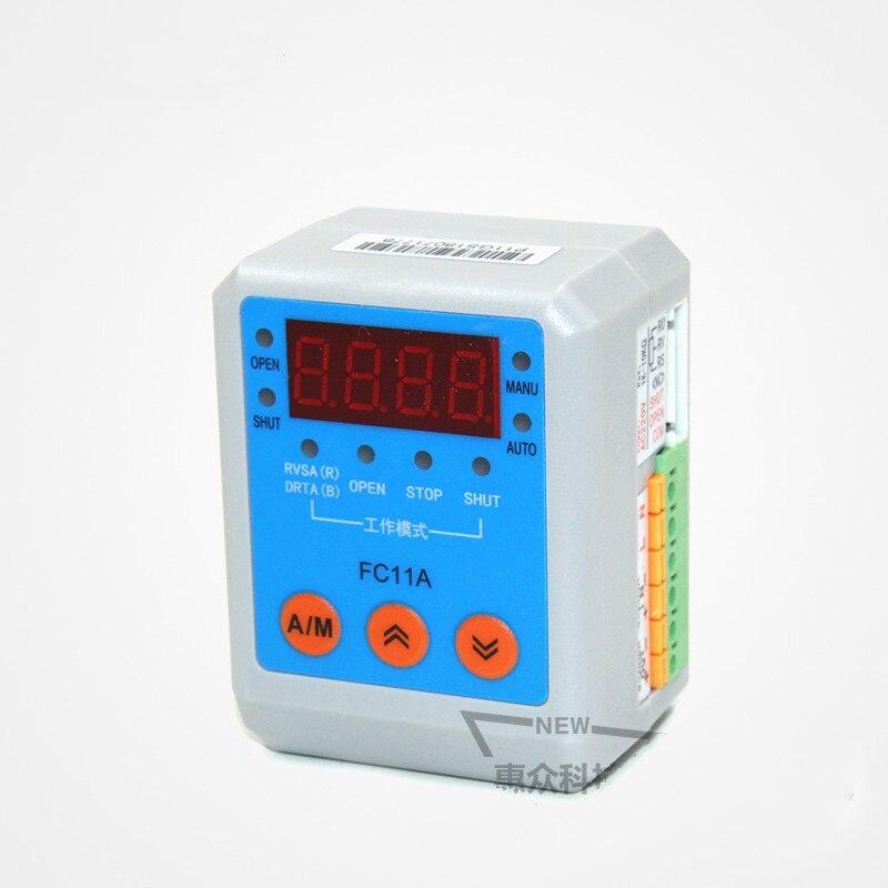 все цены на FC11A Electric Actuator Control Module Electric Valve AC220V Actuator Module Valve Positioner онлайн