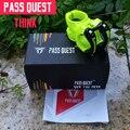 Pass Quest MTB велосипедный руль из алюминиевого сплава для горного велосипеда руль для AM DH ENDURO FR DJ 0 градусов L: 45 мм