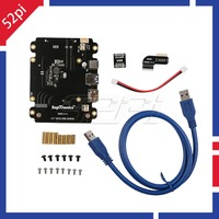 X820 2 5 Inch SATA HDD SSD Storage Expansion Board For Raspberry Pi 1 Model B