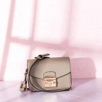 Luxury Brands Small Women Shoulder Messenger Bags Leather Handbags Casual Mini Female Crossbody Bag Girl Flap Bags Bolsos Mujer