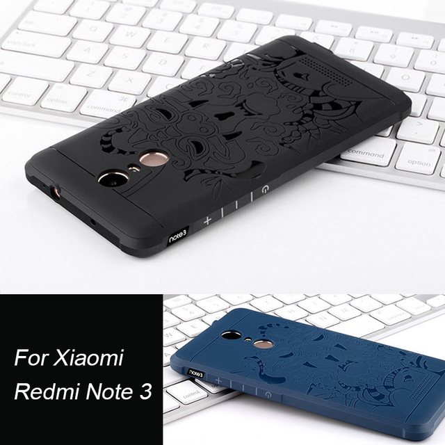 for Xiaomi Redmi Note 3 case, Dragon and business series high quality Ultra thin TPU Protector back cover for Redmi Note3 150mm