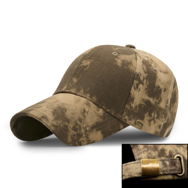 big sale 7c098 c810f ... get 2017 top quality browning hunting camping camouflage outdoor cotton  visor baseball cap camo fish hat