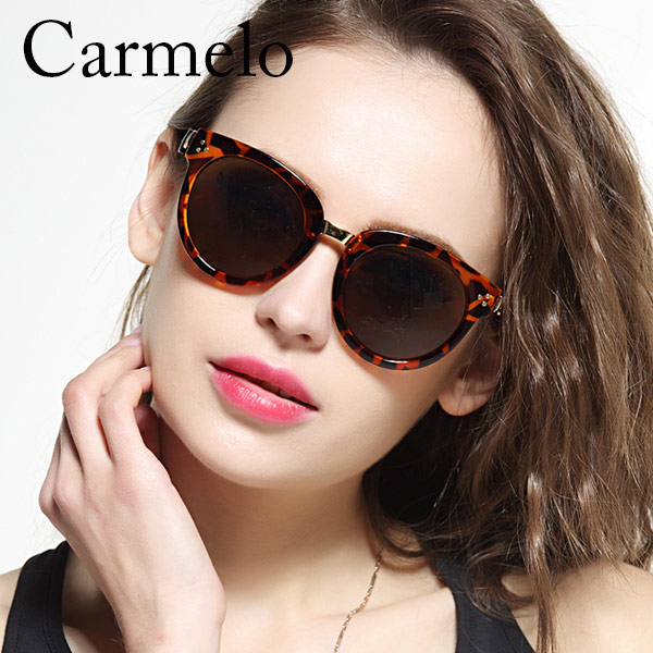 Classic Womens Sunglasses  new 2016 carmelo sun glasses women sunglasses cat eye retro