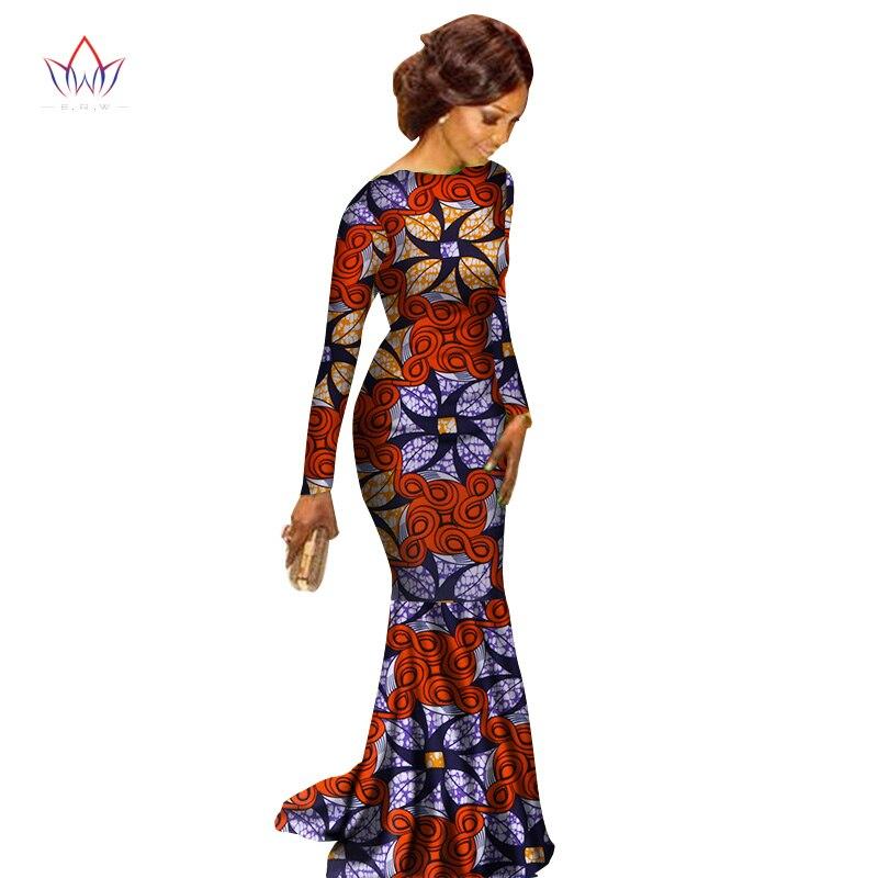 Sommer Kleid Robe Femme Dashiki Kleider für Frauen Plus Size ...