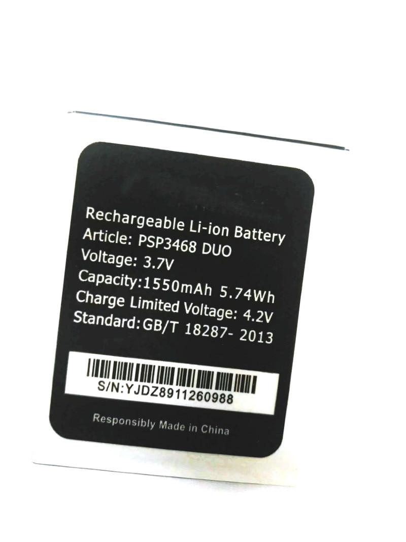 Westrock 1550mAh PSP3468 DUO Battery For Prestigio Wise OK3 Wize N3 PSP3468DUO PSP 3468 Cell Phone