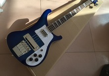 Vicers Top quality Rick 4003 model Ricken 4 strings Electric Bass guitar in Blue Burst color All Color are available