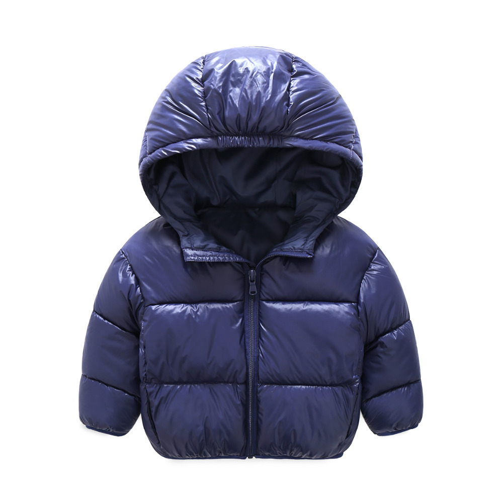 2017 New kids Winter Warm Coat Baby Boys Girls Outerwear & Coats Fashion White Duck Down children Jacket Coat for Boys clothing children winter coats jacket baby boys warm outerwear thickening outdoors kids snow proof coat parkas cotton padded clothes
