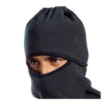 Blue Sikye Winter Beanie Hat,Thermal Fleece Scarves Snood Neck Warmer Mask Magic Scarf Multifunction Headwear Unisex