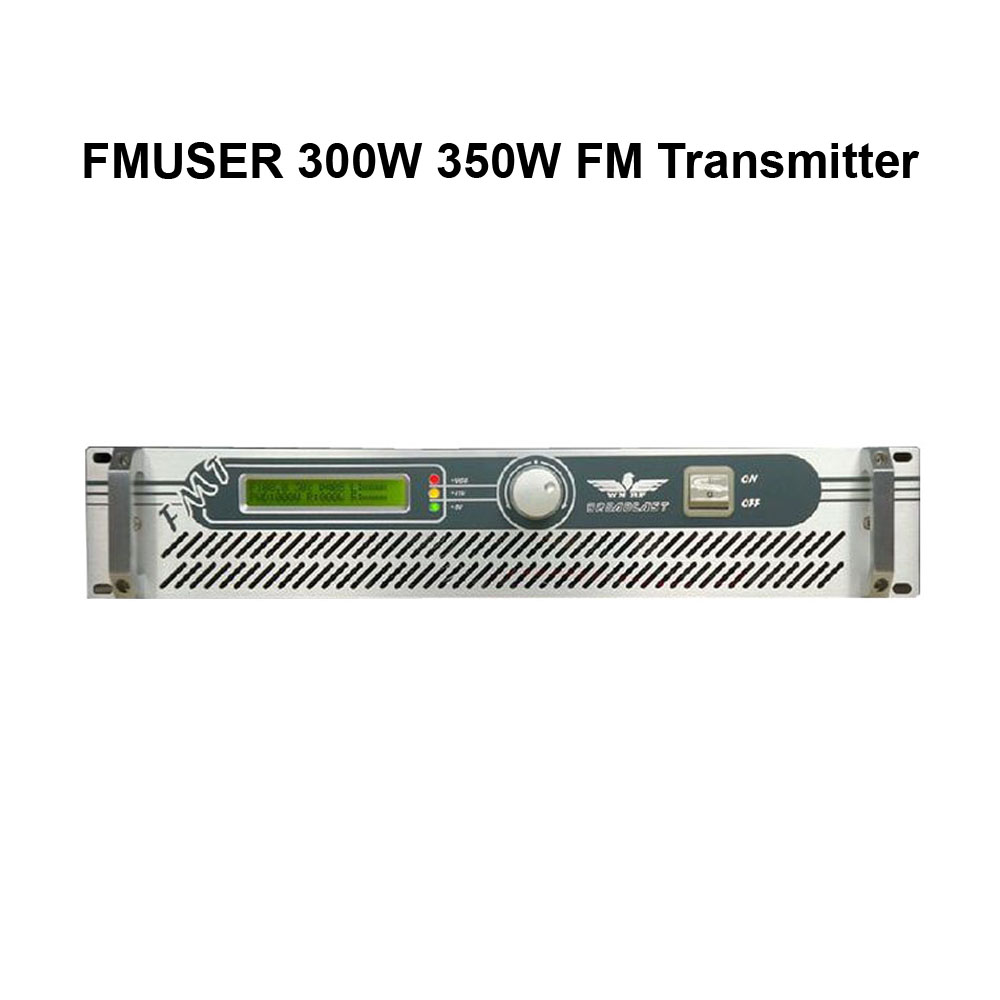 Fmuser Fsn 350a 300w 350watts Fm Transmitter Radio Broadcast To 1 Watt 1w High Power Circuit Board Audio Station In Tv Equipments From Consumer Electronics On
