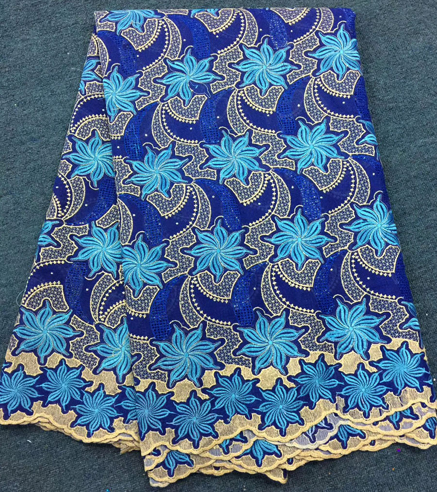 High Quality African Lace Fabric 2018 Latest African cotton lace Fashion Swiss voile lace fabric Nigerian lace for party dressHigh Quality African Lace Fabric 2018 Latest African cotton lace Fashion Swiss voile lace fabric Nigerian lace for party dress