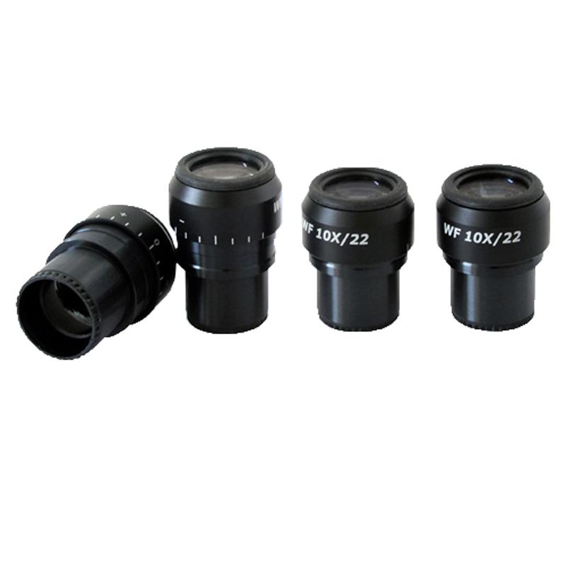 WF10X 22 10X Eyepiece Microscope Eyepiece Pair