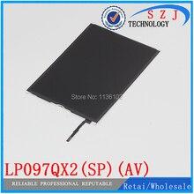 """Original Pantalla LCD 9.7 """"pulgadas LP097QX2 (SP) (AV) para el ipad de Aire 5 quinto iPad 5 Pantalla LCD de Reemplazo Del Panel Envío Gratis"""
