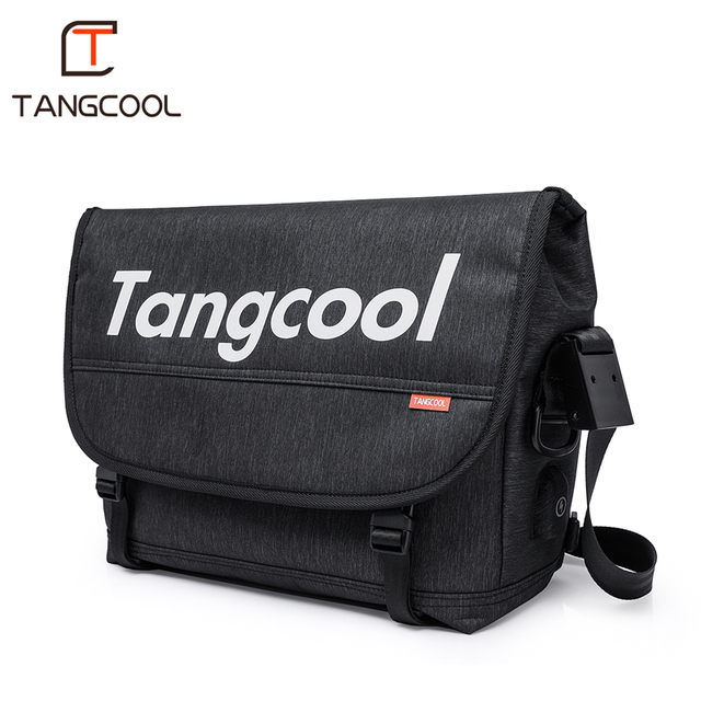 Tangcool men fashion mens shoulder bags high quality oxford casual messenger  school bag for teenage 93e1150e69030