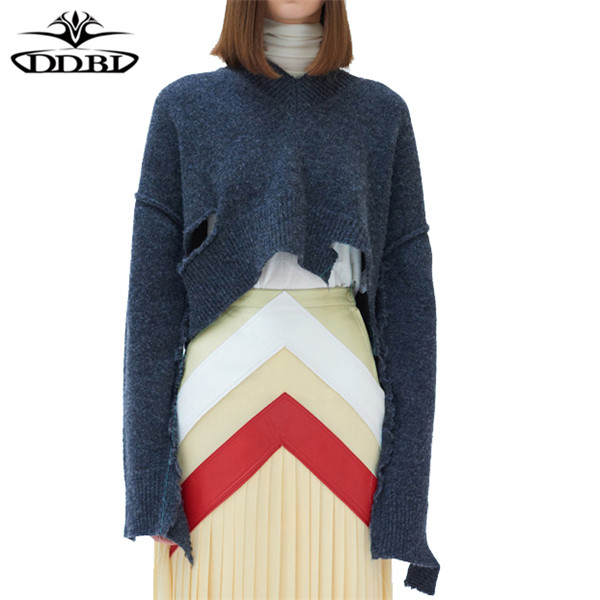 Aliexpress.com : Buy women sweaters and pullovers Sweaters ragged ...