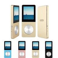 2017 HIFI Mp4-speler 4G 8G 16G Touch Key MP3 Talen Onbreekbaar Krasbestendig Horloge Recorder E-Book Armband