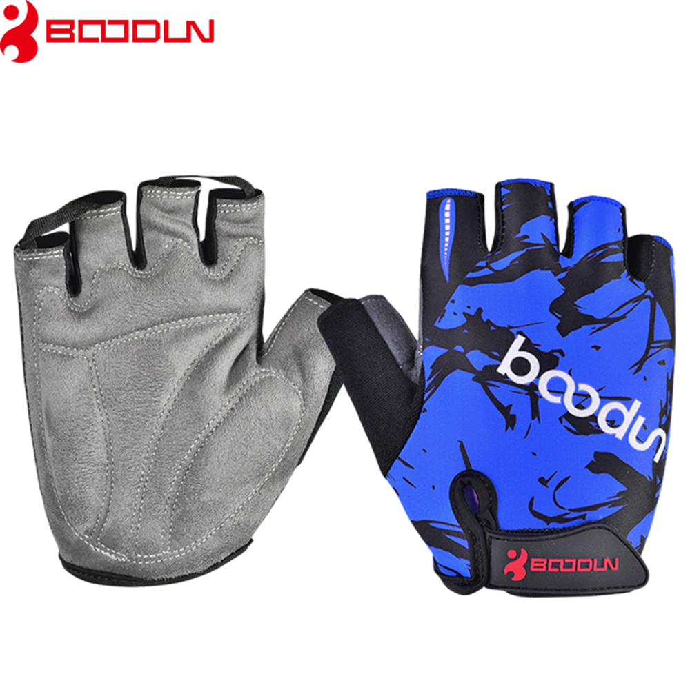 Boodun Sport Weight Lifting Half Finger Gloves Gym Men Breathable Gloves Women Exercise Soft Fitness Wholesale Gloves Supplier Dependable Performance