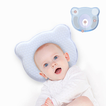 Get more info on the Honeylulu Baby Pillow Memory Foam Baby Head Support Pillow Anti-rollover Pillow For Newborns Breathable Kids Room Decoration