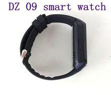 DHL 10 stücke DZ09 smart uhr für ios android phone support-sim-karte reloj inteligente smartwatch pk gt08 tragbare intelligente elektronische