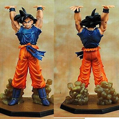 Anime Dragon Ball Z ZERO Son Goku Genki Dama Spirit Bomb Action Figure Brinquedos DragonBall figure Collection Toy Kids Toy dibe dual nipple vibrators for women clitoris stimulator sextoys magic wand massager adult sex toys for woman vibradores