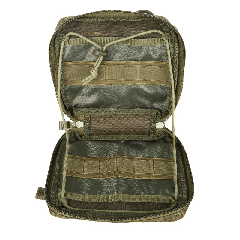 Military MOLLE Admin Pouch Tactical Multi Medical Kit Bag Utility Tool Belt EDC Pouch For Camping Hiking Hunting 2018 military molle admin front vest ammo storage pouch magazine utility belt waist bag for hunting shooting paintball cf game