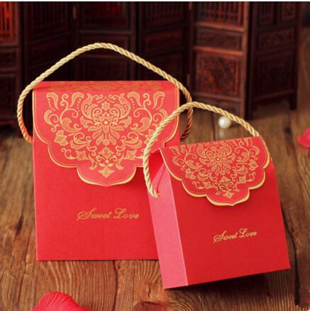free shipping s size l size dragon phoenix sweet love handbag bridal shower gift boxes dc23b in gift bags wrapping supplies from home garden on