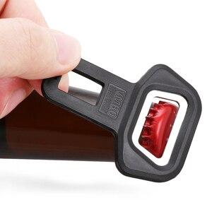 1 шт. автомобильный ремень безопасности пряжка зажим открывалка для бутылок для Fiat 500 600 Tipo Punto stilo freeont Cross Coroma панда идея Palio