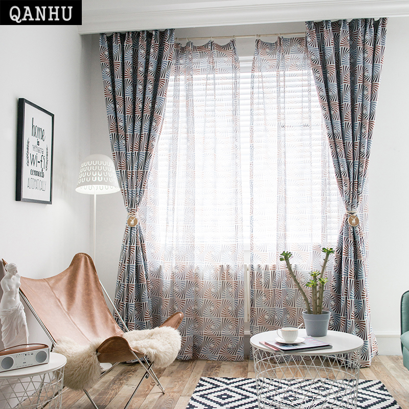 Aliexpress.com : Buy QANHU 2018 New Comfortable Curtain