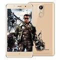Оригинал Leagoo M5 3 Г WCDMA Мобильного Телефона 5.0 дюймов MT6580A Quad Core Android 6.0 2 ГБ RAM 16 ГБ ROM 8.0MP Отпечатков Пальцев мобильный телефон