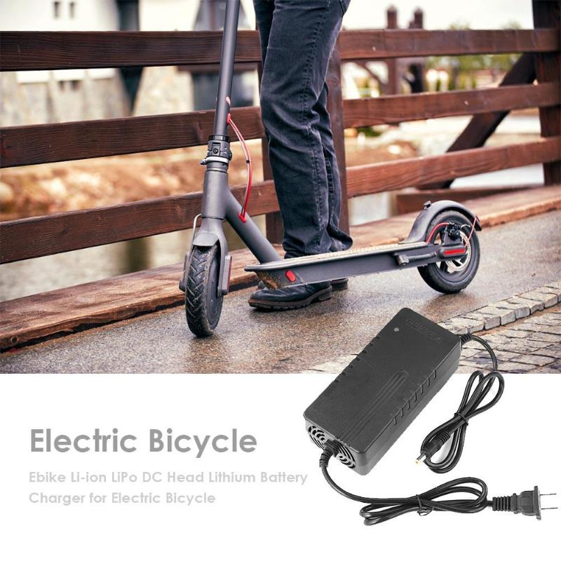 Electric Bike 58.8V 48V Lithium Li-ion Battery Charger LiPo Scooter 1.8A 2A 3A