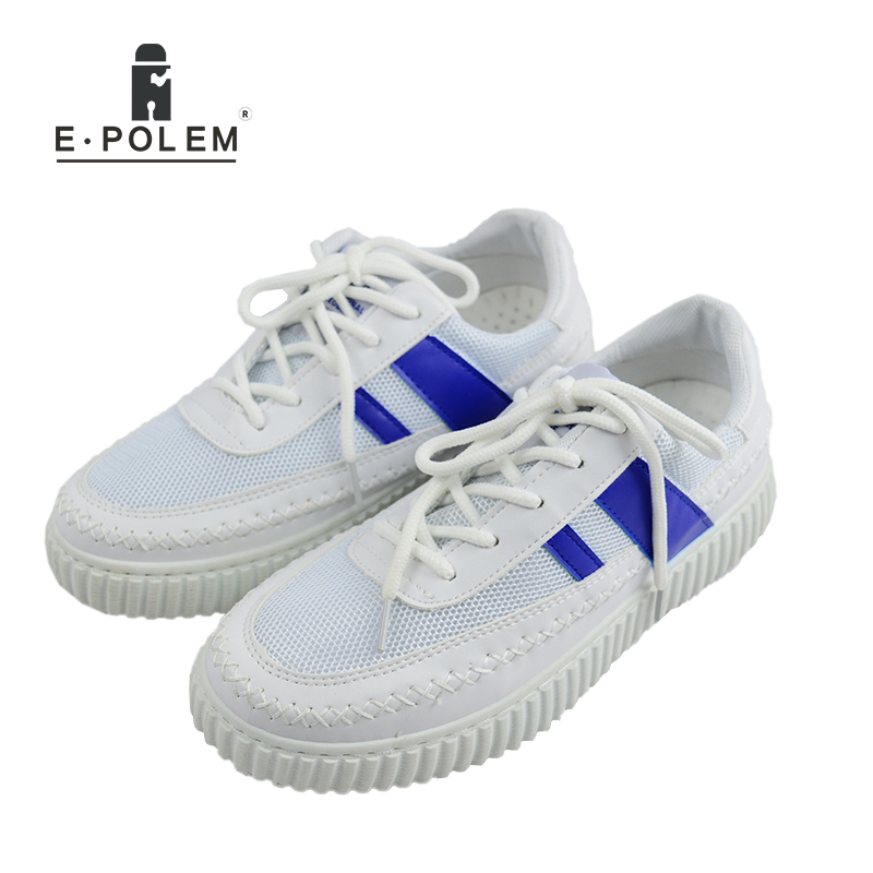New Men Flat Shoes White Man Casual Lace up Canvas Shoes Spring Autumn Summer Daily Wear Zapatos Shoes 2017 new 2016 medium b m massage top fashion brand man footwear men s shoes for men daily casual spring man s free shipping