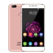 Oukitel U20 Plus 4G Mobile phone Dual rear camera 5.5″ 1080P MTK6737T Quad Core android 6.0 2GB+16GB 13MP Fingerprint Smartphone