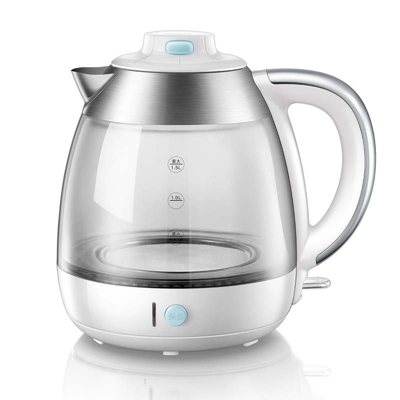 Bear Glass Electric Kettle Large Capacity Thermal Insulation Automatic Power OutageBear Glass Electric Kettle Large Capacity Thermal Insulation Automatic Power Outage