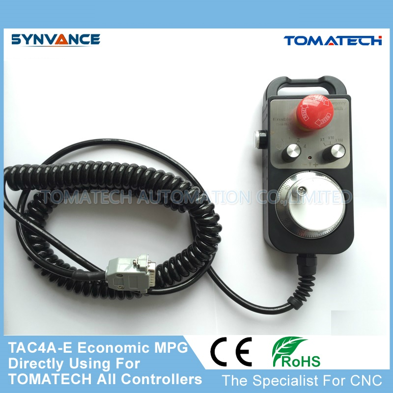 TAC 4A Manal pulse generator MPG FOR CNC CONTROLLER handwheel