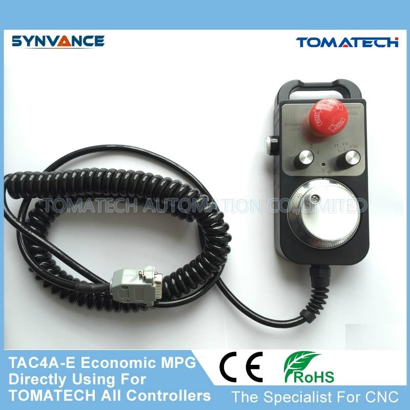 TAC 4A Manal pulse generator MPG FOR CNC CONTROLLER handwheel