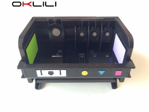 Image 2 - CN643A CD868 30001 178 920 XL głowica drukująca głowica drukująca do HP 6000 6500 7000 7500 B010 B110A B010b B109 B110 B209 B210 C410A C510A