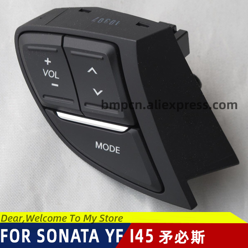 56172-3S100RY Hyundai Genuine OEM Sonata YF Steering Wheel Trim Ornament-RH